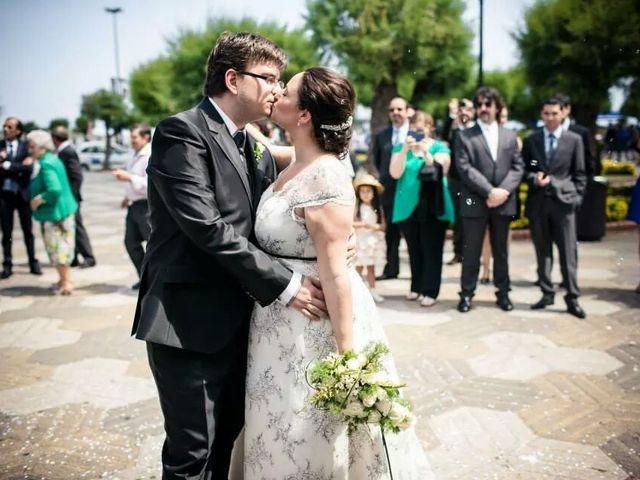 La boda de Paula y Aitor en Santander, Cantabria 2