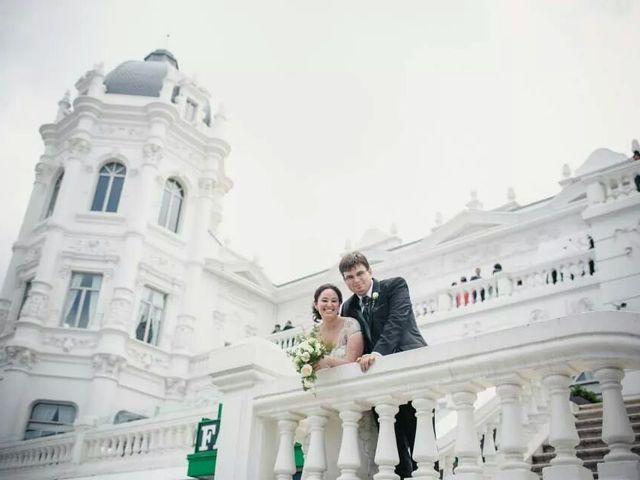 La boda de Paula y Aitor en Santander, Cantabria 15