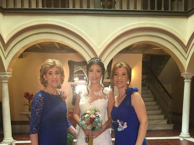 La boda de Adrian y Cristina en Sevilla, Sevilla 4