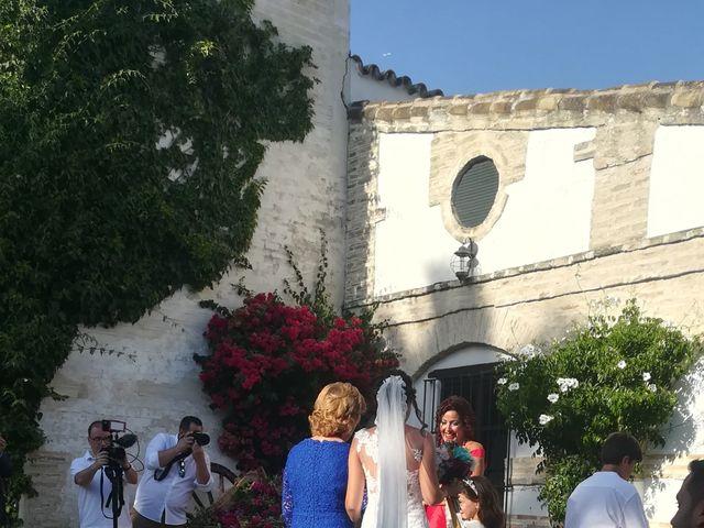 La boda de Adrian y Cristina en Sevilla, Sevilla 9