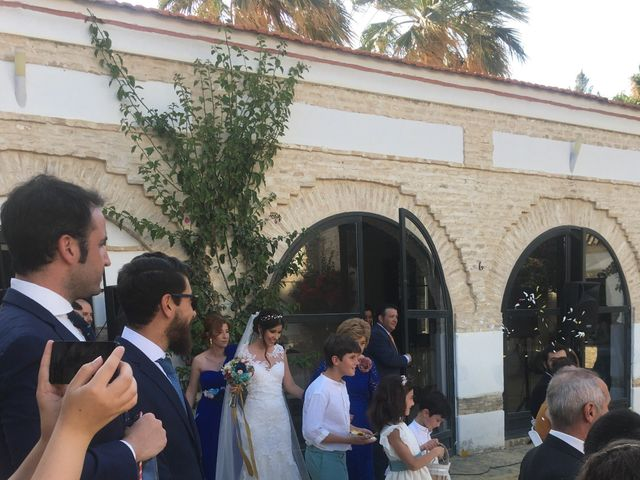 La boda de Adrian y Cristina en Sevilla, Sevilla 11
