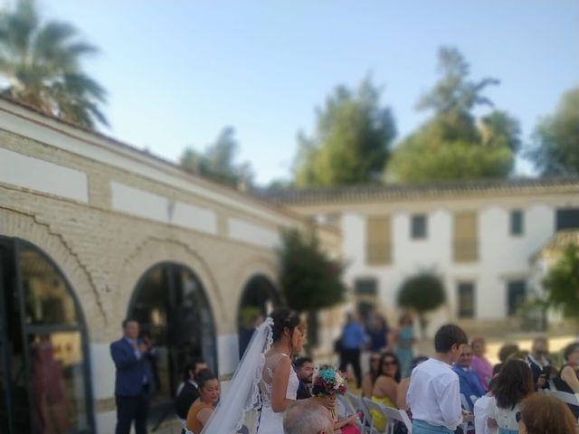 La boda de Adrian y Cristina en Sevilla, Sevilla 18