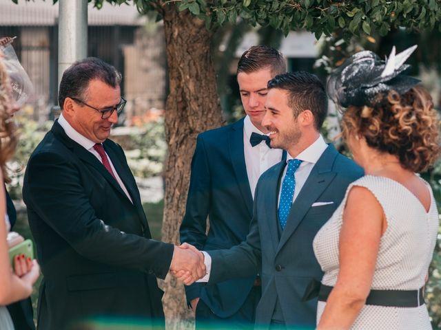 La boda de Felipe y Rocío en Ciudad Real, Ciudad Real 47