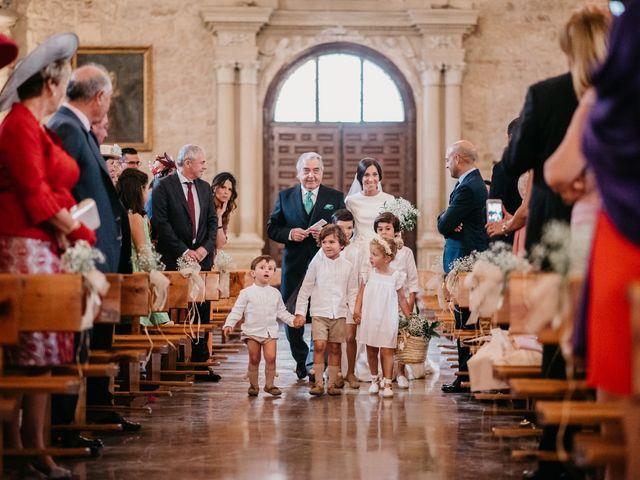 La boda de Felipe y Rocío en Ciudad Real, Ciudad Real 54