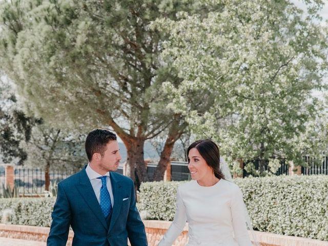 La boda de Felipe y Rocío en Ciudad Real, Ciudad Real 105