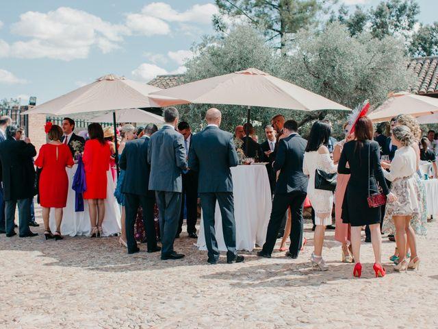 La boda de Felipe y Rocío en Ciudad Real, Ciudad Real 107
