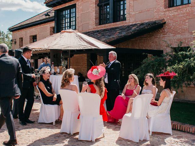 La boda de Felipe y Rocío en Ciudad Real, Ciudad Real 125