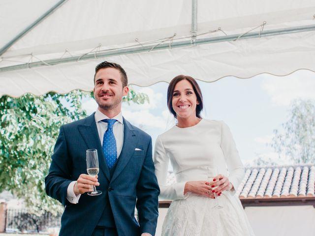 La boda de Felipe y Rocío en Ciudad Real, Ciudad Real 132