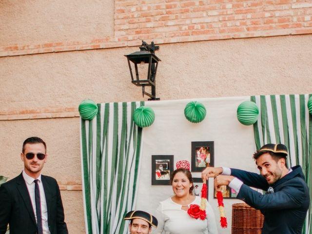 La boda de Felipe y Rocío en Ciudad Real, Ciudad Real 153