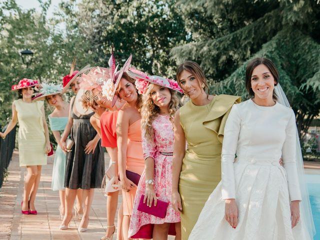 La boda de Felipe y Rocío en Ciudad Real, Ciudad Real 154