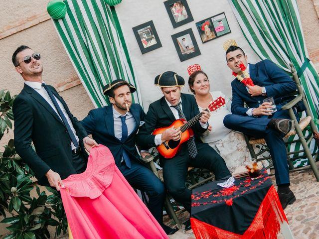 La boda de Felipe y Rocío en Ciudad Real, Ciudad Real 159