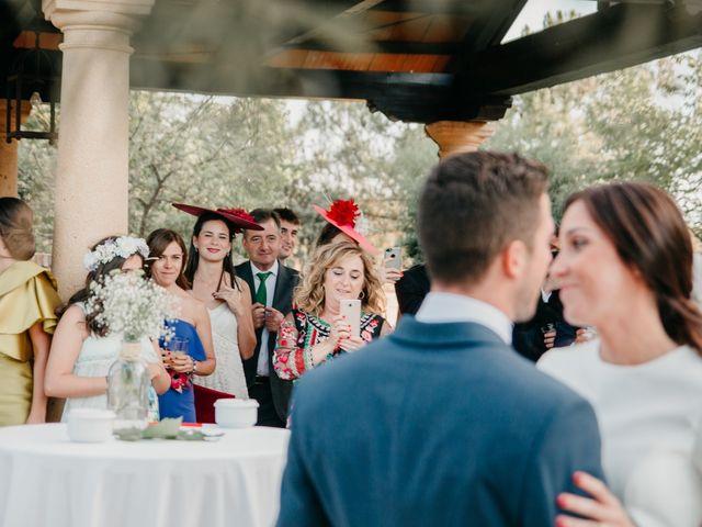 La boda de Felipe y Rocío en Ciudad Real, Ciudad Real 162