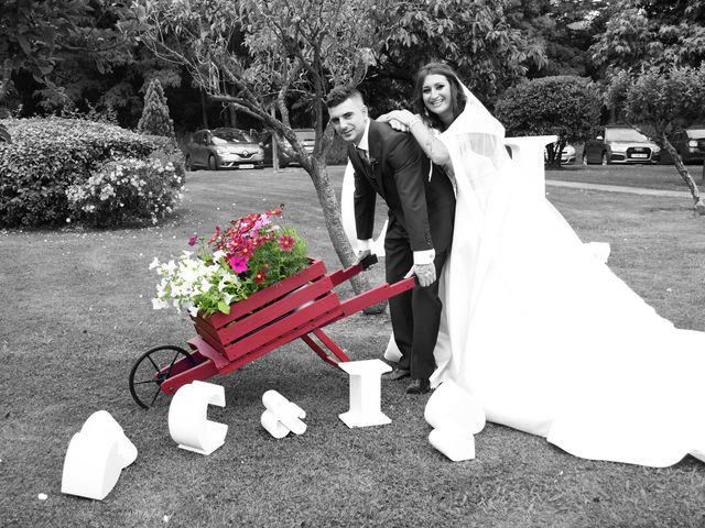 La boda de Iker y Carla en Sondika, Vizcaya 4