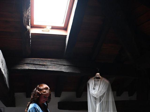 La boda de Iker y Carla en Sondika, Vizcaya 7
