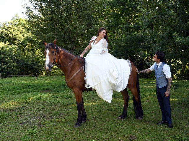 La boda de Iker y Carla en Sondika, Vizcaya 29