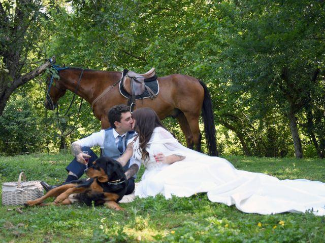 La boda de Iker y Carla en Sondika, Vizcaya 30