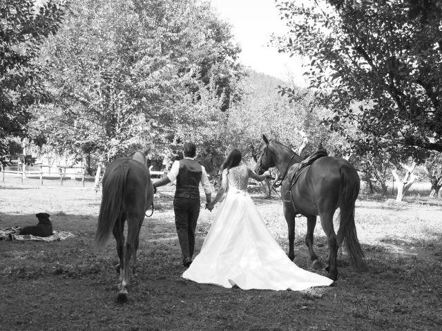 La boda de Iker y Carla en Sondika, Vizcaya 31