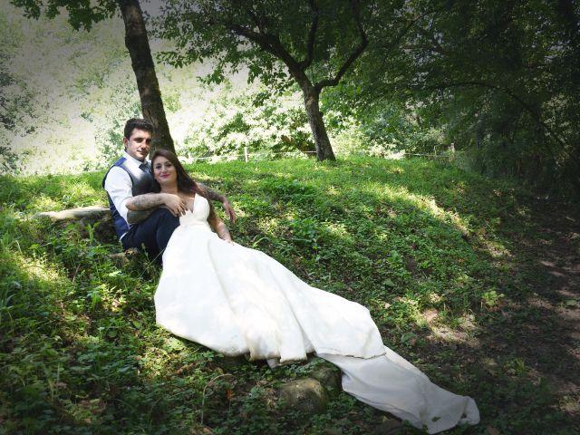 La boda de Iker y Carla en Sondika, Vizcaya 36