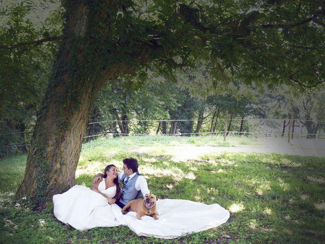 La boda de Iker y Carla en Sondika, Vizcaya 37