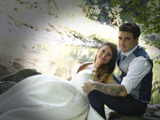 La boda de Iker y Carla en Sondika, Vizcaya 38