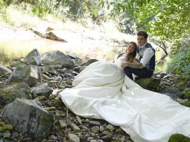 La boda de Iker y Carla en Sondika, Vizcaya 41