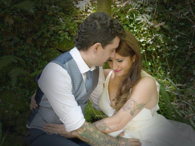 La boda de Iker y Carla en Sondika, Vizcaya 43