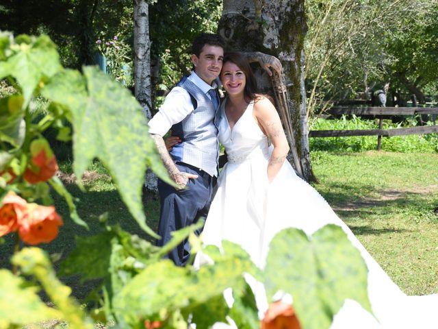 La boda de Iker y Carla en Sondika, Vizcaya 44