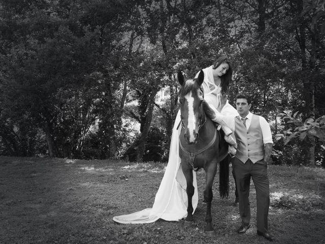 La boda de Iker y Carla en Sondika, Vizcaya 45