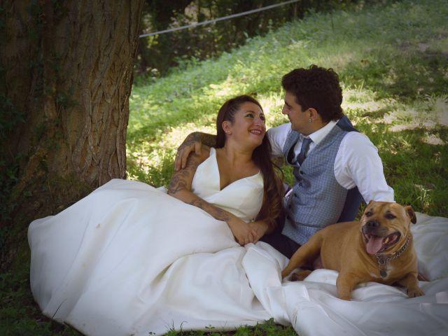 La boda de Iker y Carla en Sondika, Vizcaya 50