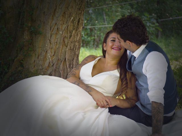 La boda de Iker y Carla en Sondika, Vizcaya 51