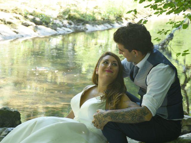 La boda de Iker y Carla en Sondika, Vizcaya 53