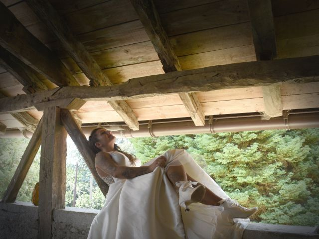 La boda de Iker y Carla en Sondika, Vizcaya 55