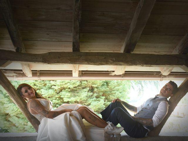La boda de Iker y Carla en Sondika, Vizcaya 56