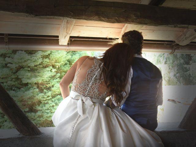 La boda de Iker y Carla en Sondika, Vizcaya 57