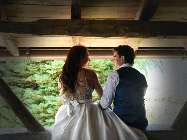 La boda de Iker y Carla en Sondika, Vizcaya 58