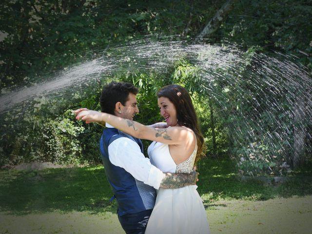 La boda de Iker y Carla en Sondika, Vizcaya 59