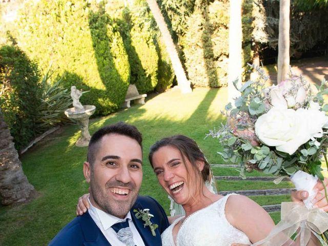 La boda de Francesc  y Tamar en Sant Vicenç De Montalt, Barcelona 3