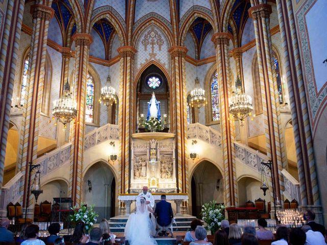La boda de Francesc  y Tamar en Sant Vicenç De Montalt, Barcelona 10