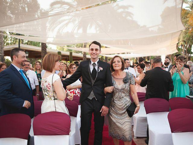 La boda de Josep y Mari Angeles en El Puig, Valencia 27
