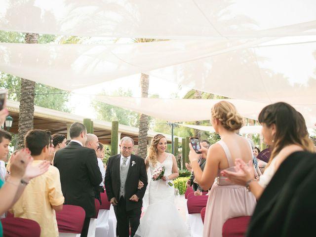 La boda de Josep y Mari Angeles en El Puig, Valencia 29