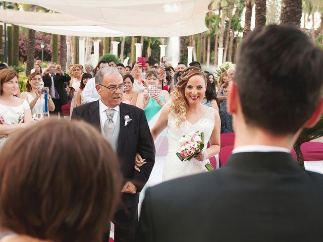 La boda de Josep y Mari Angeles en El Puig, Valencia 30
