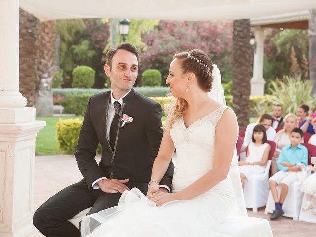 La boda de Josep y Mari Angeles en El Puig, Valencia 31