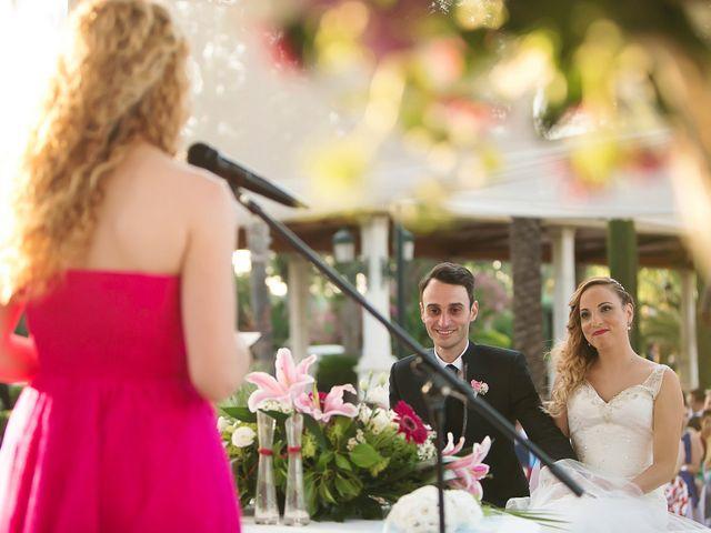 La boda de Josep y Mari Angeles en El Puig, Valencia 32