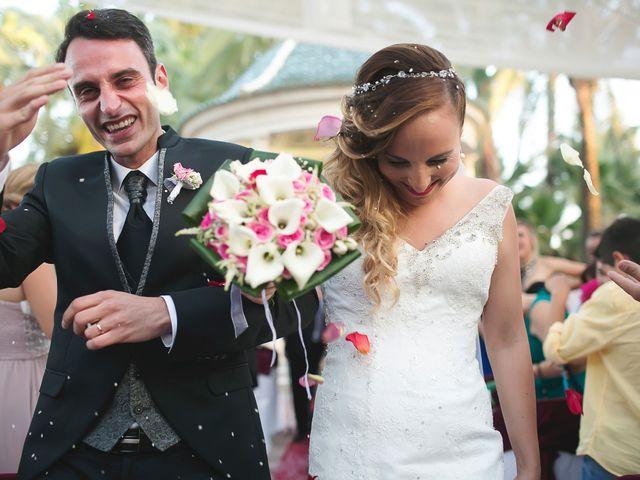 La boda de Josep y Mari Angeles en El Puig, Valencia 35