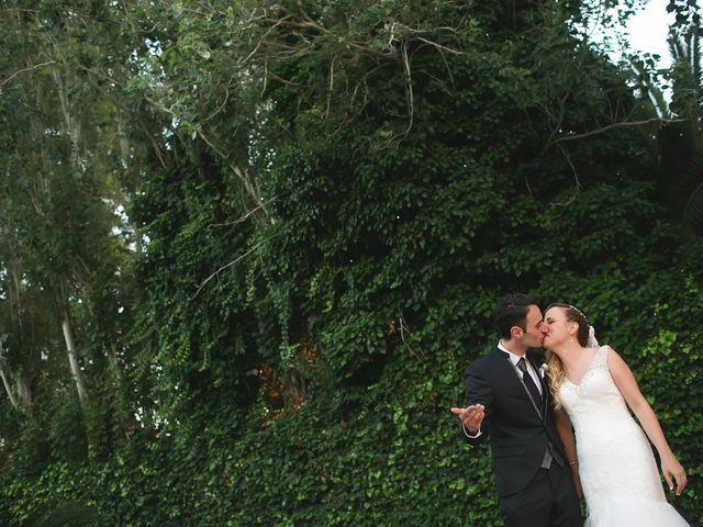 La boda de Josep y Mari Angeles en El Puig, Valencia 37