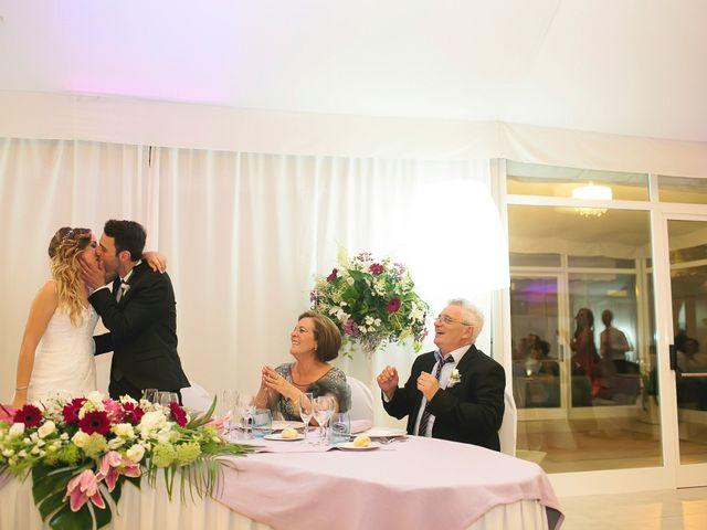 La boda de Josep y Mari Angeles en El Puig, Valencia 1