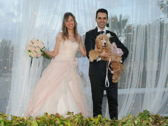 La boda de Germán y Mar en Tarragona, Tarragona 12