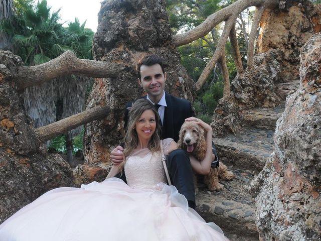 La boda de Germán y Mar en Tarragona, Tarragona 14