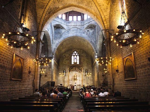 La boda de Óscar y María en Barcelona, Barcelona 16