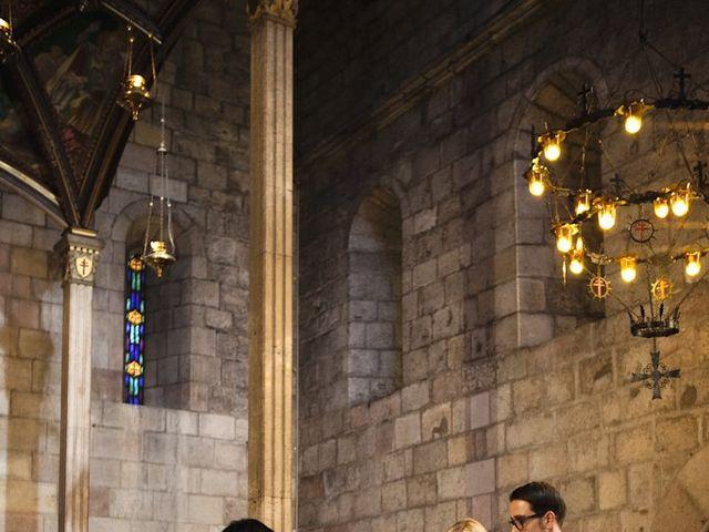 La boda de Óscar y María en Barcelona, Barcelona 18